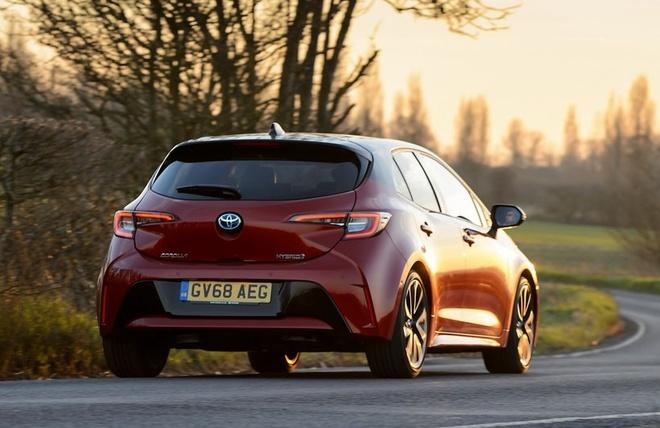 Them an toan va tien nghi, Toyota Corolla 2020 khoi diem tu 15.843 USD hinh anh 2