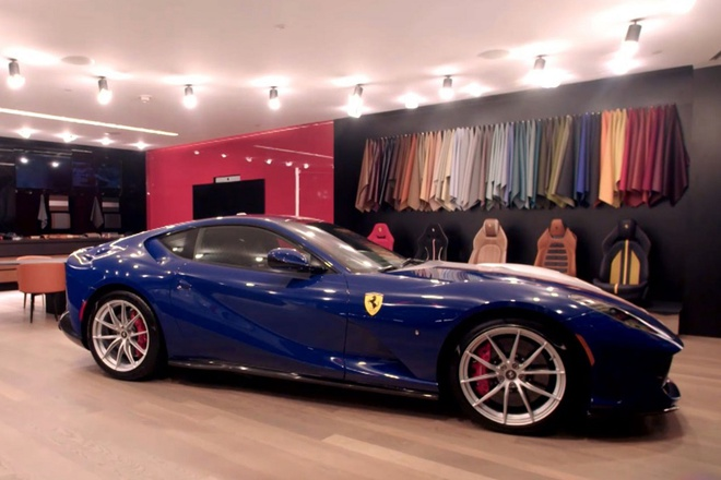 Ca nhan hoa sieu xe Ferrari - chang phai cu co tien la duoc hinh anh 18