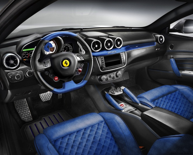 Ca nhan hoa sieu xe Ferrari - chang phai cu co tien la duoc hinh anh 11