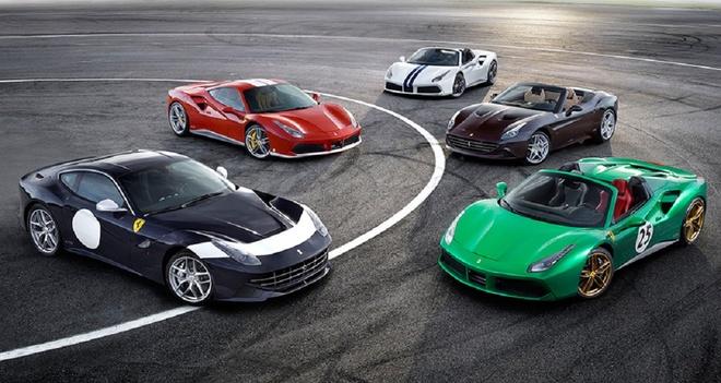 Ca nhan hoa sieu xe Ferrari - chang phai cu co tien la duoc hinh anh 12