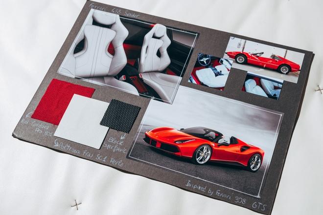 Ca nhan hoa sieu xe Ferrari - chang phai cu co tien la duoc hinh anh 4