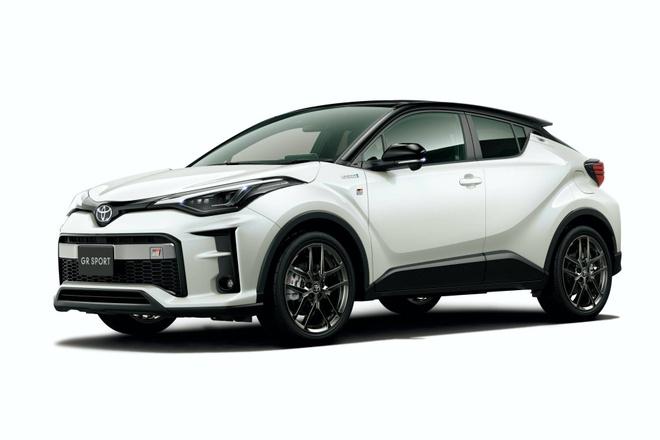 Toyota C-HR 2020 đã có bản thể thao riêng dành cho thị trường Nhật Bản