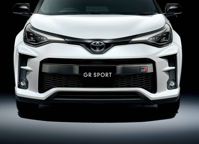 Toyota C-HR 2020 co ban the thao rieng cho thi truong Nhat Ban hinh anh