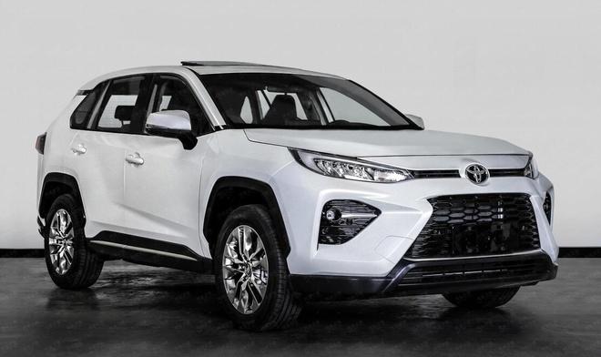 Toyota Wildlander 2020 ra mat chi o Trung Quoc, lai giua RAV4 va Lexus hinh anh