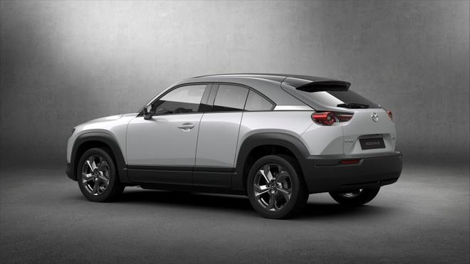 Mazda MX-30 lo dien anh 3