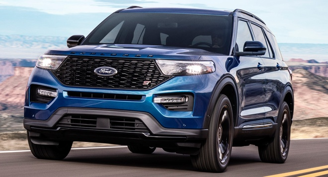 Tung rat duoc ky vong, Ford Explorer 2020 bien thanh tham hoa hinh anh 1