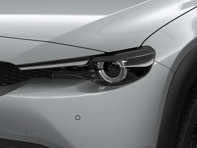 Mazda MX-30 lo dien anh 2
