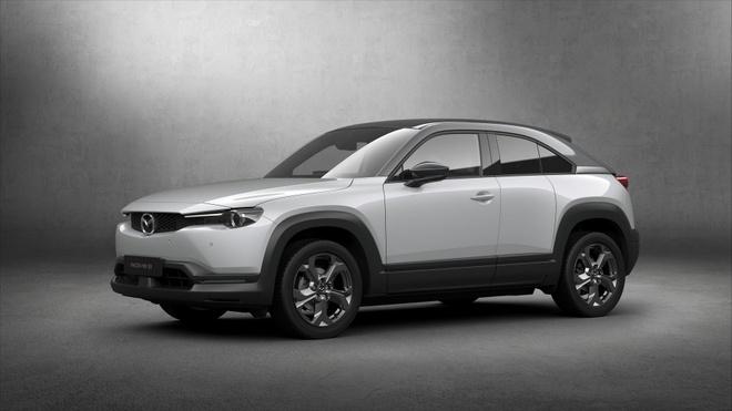 Mazda MX-30 lo dien anh 1