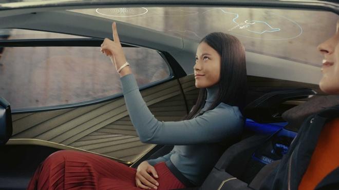 concept xe dien tuong lai Lexus LF-30 anh 8