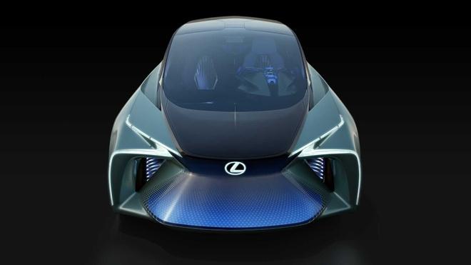 concept xe dien tuong lai Lexus LF-30 anh 5