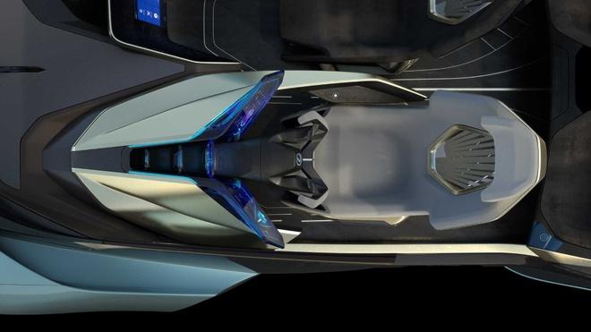 concept xe dien tuong lai Lexus LF-30 anh 9
