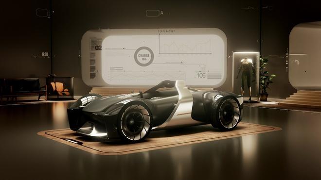 Toyota gioi thieu concept xe the thao tuong lai anh 4