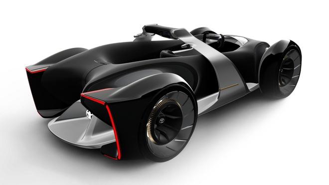 Toyota gioi thieu concept xe the thao tuong lai anh 5
