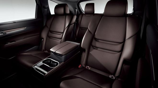 Mazda CX-8 2020 lo dien tai Tokyo Motor Show anh 7