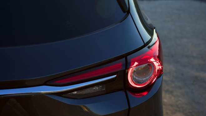 Mazda CX-8 2020 lo dien tai Tokyo Motor Show anh 4