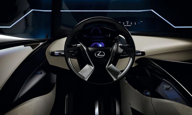 Lexus can nhac san xuat xe hang A hinh anh 3