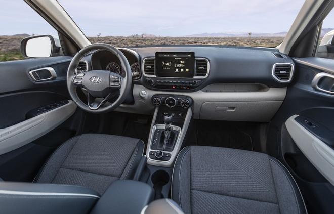 Hyundai Venue 2020 - crossover canh tranh bang gia re hinh anh 5