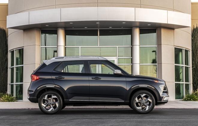Hyundai Venue 2020 - crossover canh tranh bang gia re hinh anh 4