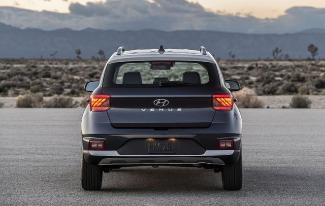 Hyundai Venue 2020 - crossover canh tranh bang gia re hinh anh 3