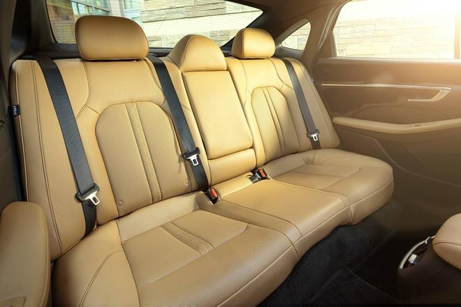 Hyundai Sonata 2020 dat hon ban cu, them trang bi hinh anh 8