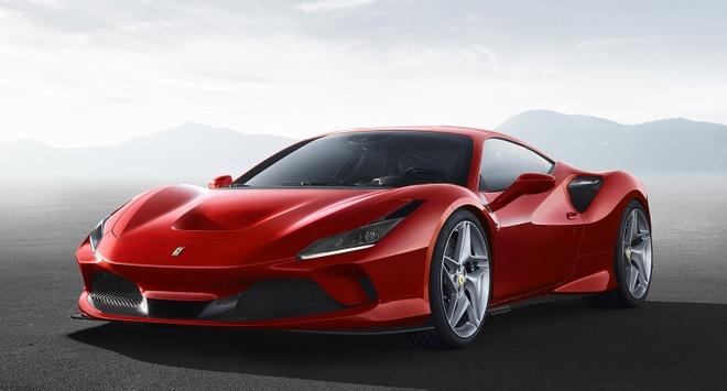 sieu xe Ferrari F8 Tributo ban tai Thai Lan anh 1