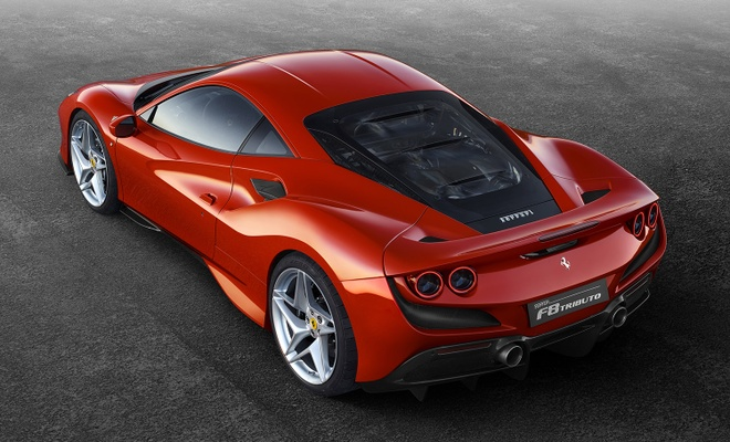 sieu xe Ferrari F8 Tributo ban tai Thai Lan anh 3