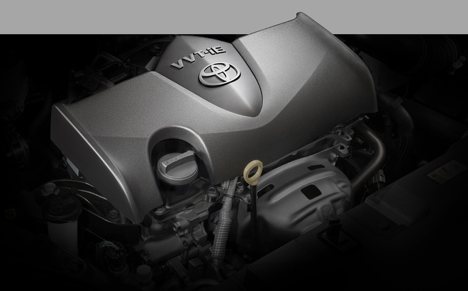 Toyota Yaris Ativ 2020 ra mat thi truong Thai Lan anh 2