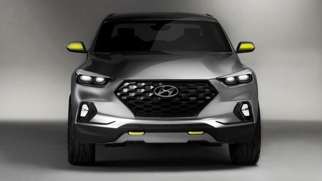 Hyundai dau tu 410 trieu USD san xuat ban tai Santa Cruz tai My hinh anh 1