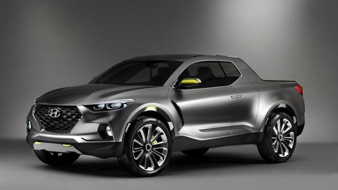 Hyundai dau tu 410 trieu USD san xuat ban tai Santa Cruz tai My hinh anh 3