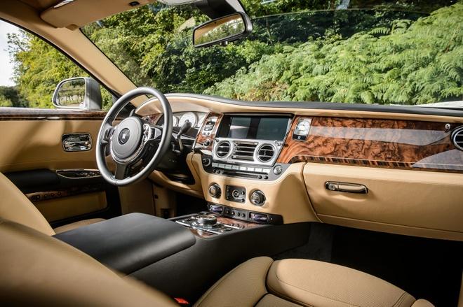 Rolls-Royce Ghost cham dut san xuat anh 7
