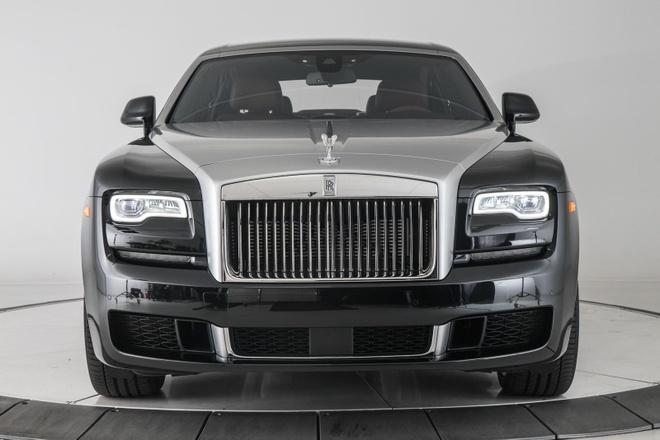 Rolls-Royce Ghost cham dut san xuat anh 4
