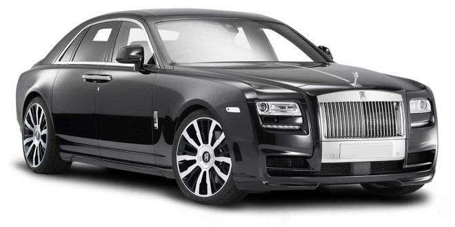 Rolls-Royce Ghost cham dut san xuat anh 6