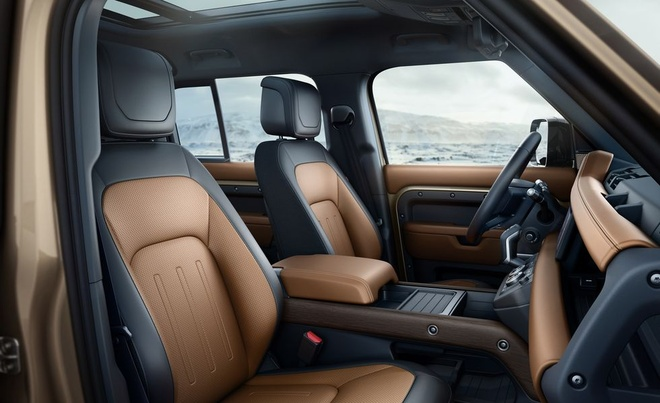 Land Rover Defender 2020 ban tai My co gia tu 50.025 USD hinh anh 11