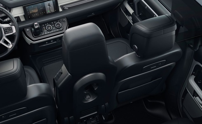 Land Rover Defender 2020 ban tai My co gia tu 50.025 USD hinh anh 9