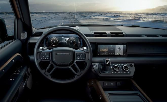 Land Rover Defender 2020 ban tai My co gia tu 50.025 USD hinh anh 7