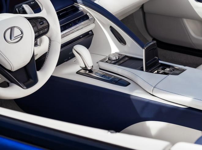 Lexus LC 500 mui tran ra mat tai Los Angeles Auto Show 2019 hinh anh 7