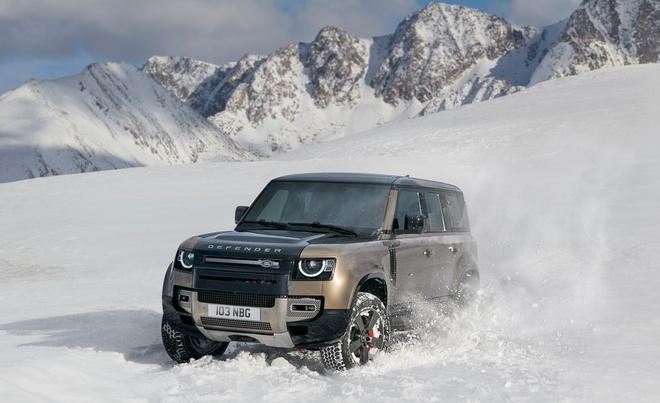 Land Rover Defender 2020 ban tai My co gia tu 50.025 USD hinh anh 1