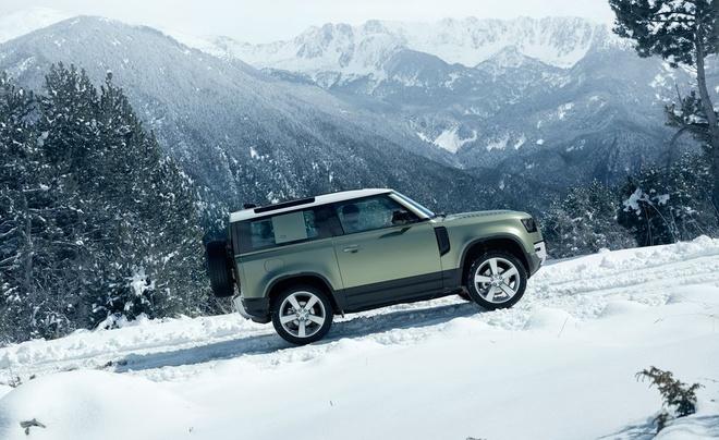 Land Rover Defender 2020 ban tai My co gia tu 50.025 USD hinh anh 3
