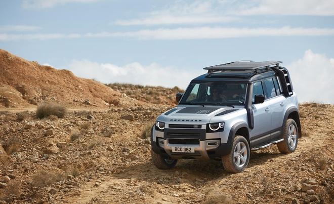 Land Rover Defender 2020 ban tai My co gia tu 50.025 USD hinh anh 5