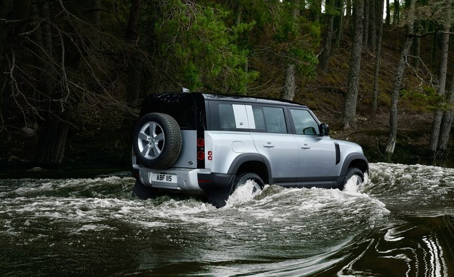 Land Rover Defender 2020 ban tai My co gia tu 50.025 USD hinh anh 8