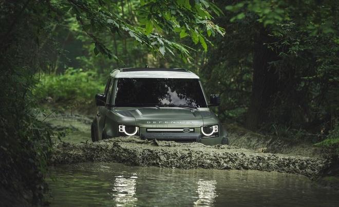 Land Rover Defender 2020 ban tai My co gia tu 50.025 USD hinh anh 10