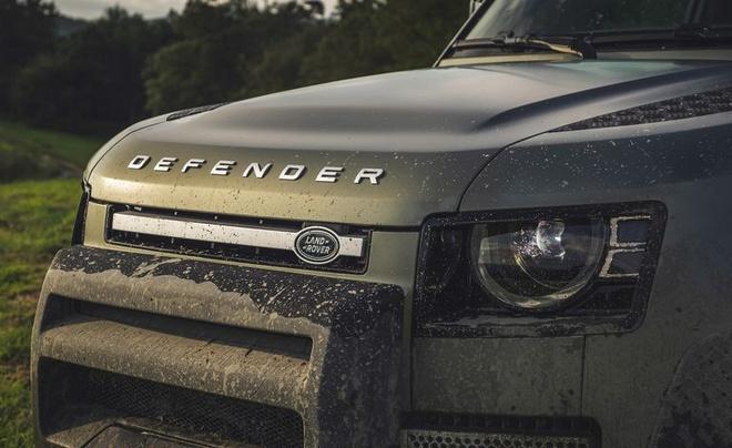 Land Rover Defender 2020 ban tai My co gia tu 50.025 USD hinh anh 6