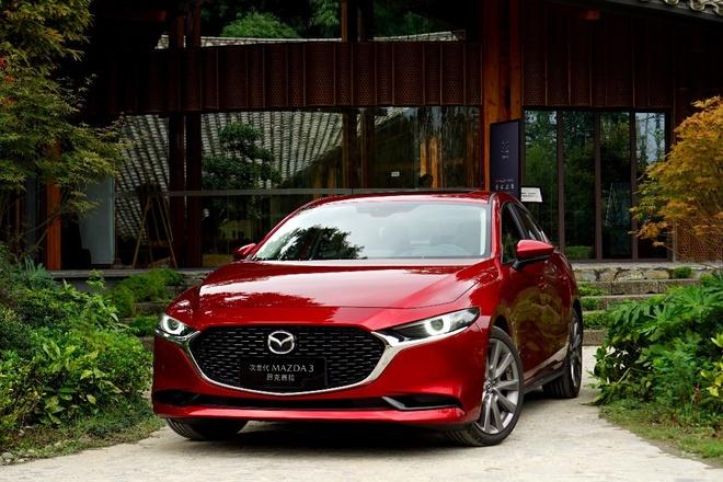 Trung Quoc bat ngo chon Mazda 3 2020 la oto cua nam hinh anh 1