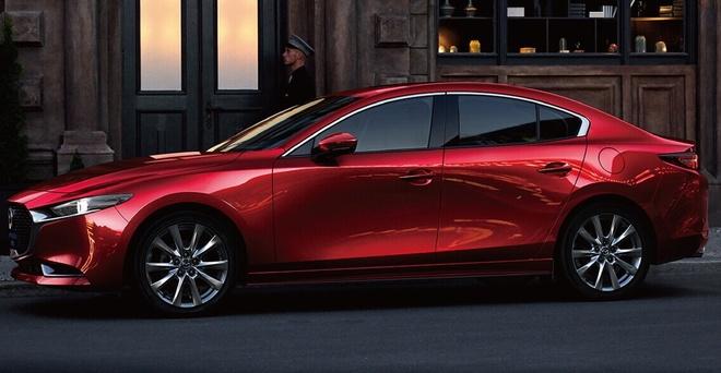 Trung Quoc bat ngo chon Mazda 3 2020 la oto cua nam hinh anh 2