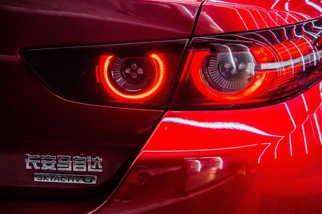 Trung Quoc bat ngo chon Mazda 3 2020 la oto cua nam hinh anh 3