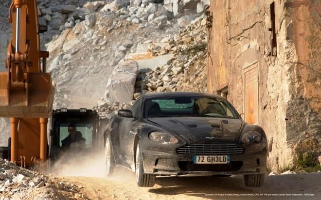 Daniel Craig va nhung lan lai xe cho Bond trong Diep vien 007 hinh anh 5