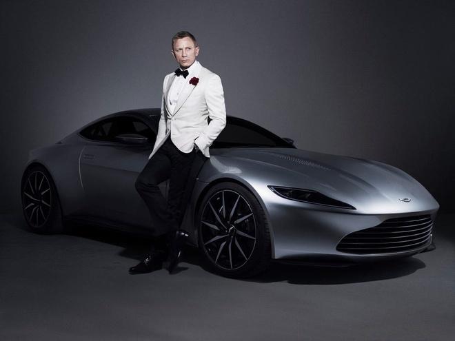 Daniel Craig va nhung lan lai xe cho Bond trong Diep vien 007 hinh anh 7