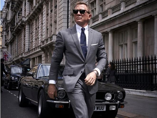 Daniel Craig va nhung lan lai xe cho Bond trong Diep vien 007 hinh anh 2