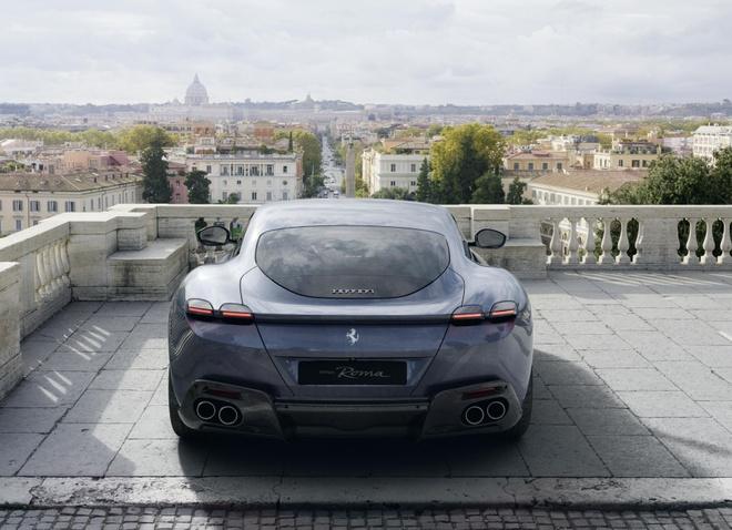 Ferrari cong bo anh sieu xe Roma hinh anh 7 ferrari-releases-new-photos-of-the-roma-more-detailed-information_2.jpg