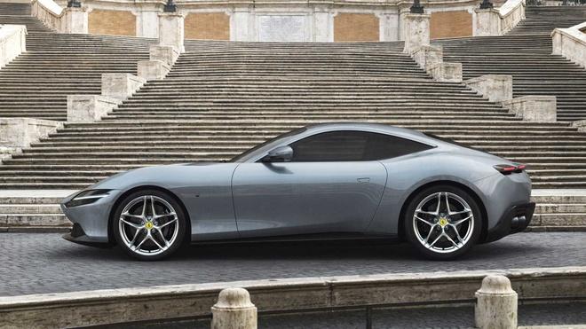 Ferrari cong bo anh sieu xe Roma hinh anh 3 ferrari-releases-new-photos-of-the-roma-more-detailed-information_5.jpg